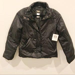 Guess motocross puffer jacket NWT